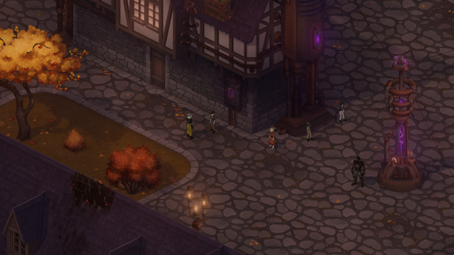 《残酷阴影》游戏截图