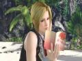 《死或生:沙滩排球3 绯红》游戏截图