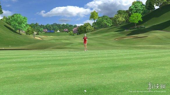 《大众高尔夫VR》游戏截图-2
