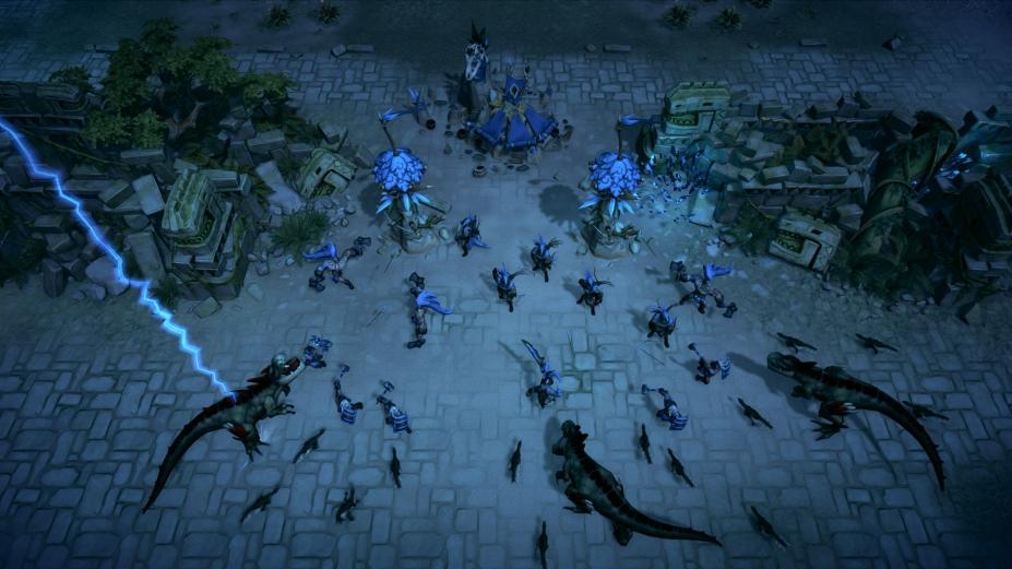 《战争派对》游戏截图2