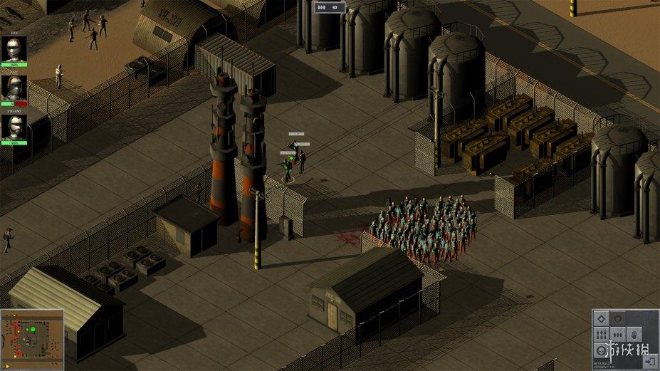 《死亡军队:无线电频率》游戏截图