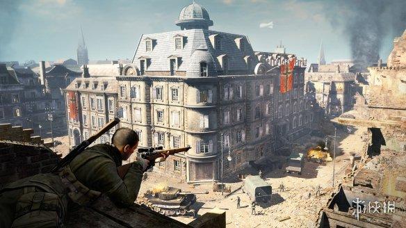《狙击精英V2重制版》游戏截图