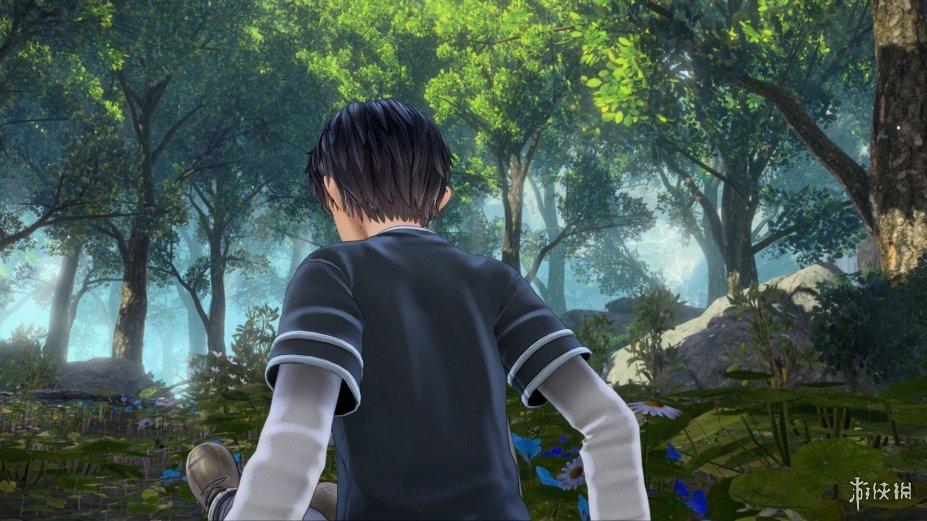 《刀劍神域:彼岸游境》游戲截圖