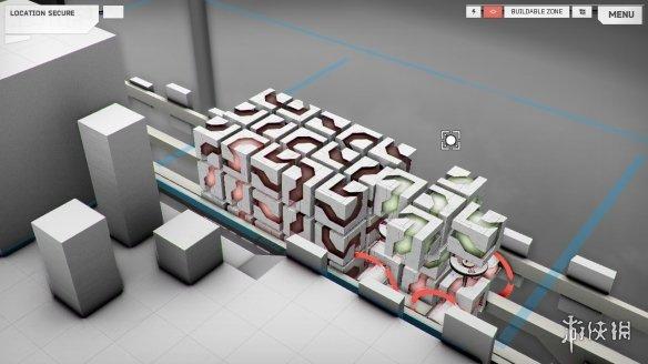 《白色实验室》游戏截图