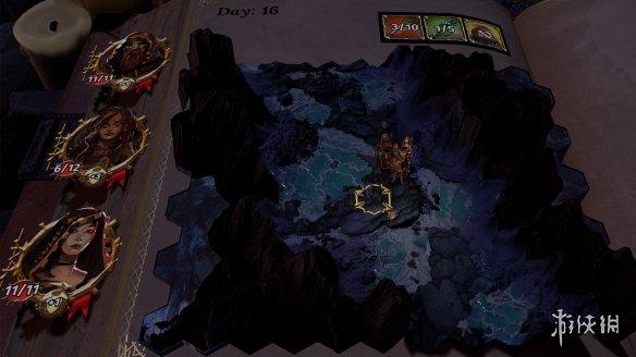 《火焰审判》游戏截图