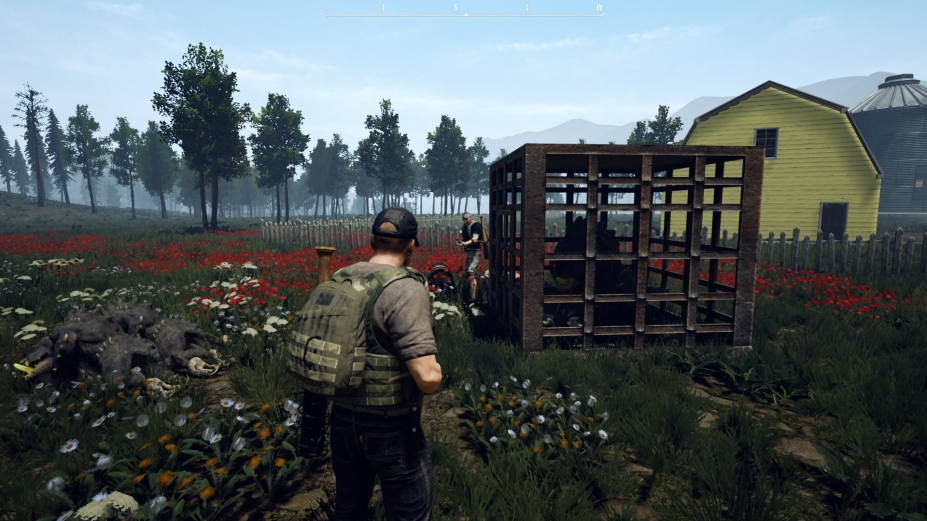 《野兽狩猎公司》游戏截图