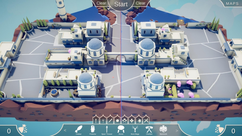 《全面战争模拟器》游戏截图2