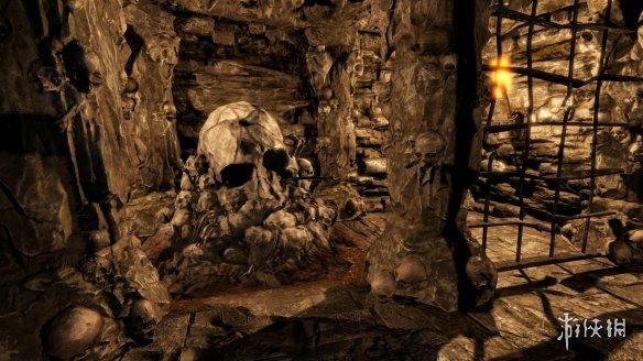 《龙骑士之墓》游戏截图