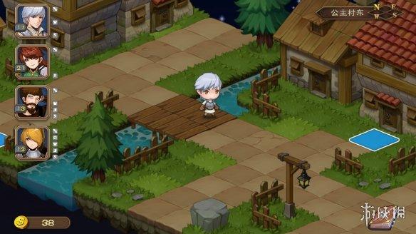 《不惑英雄传》游戏截图