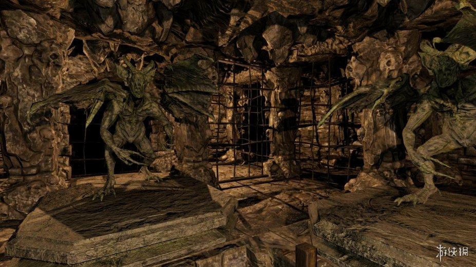 《龍騎士之墓》游戲截圖