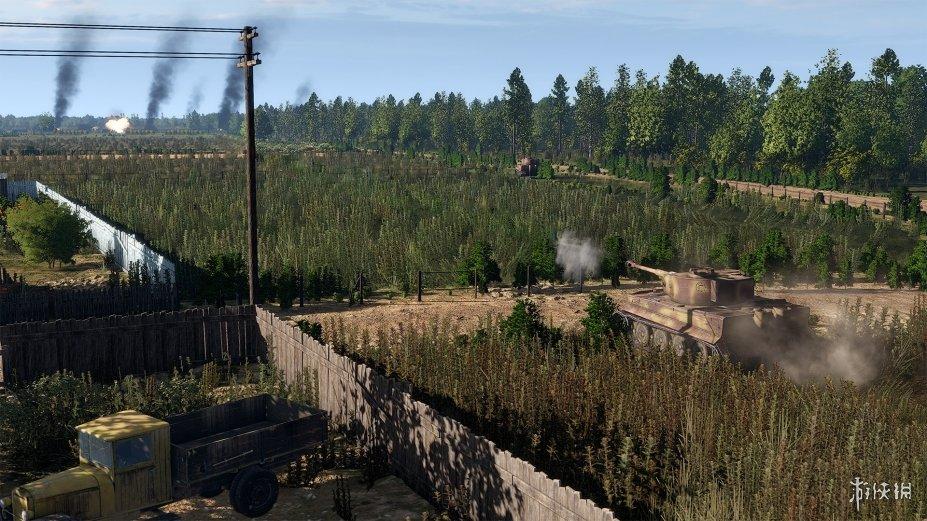 《鋼鐵之師2》游戲截圖