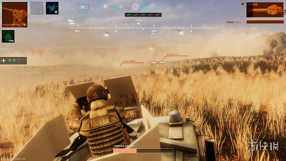 《豺狼猎场》游戏截图
