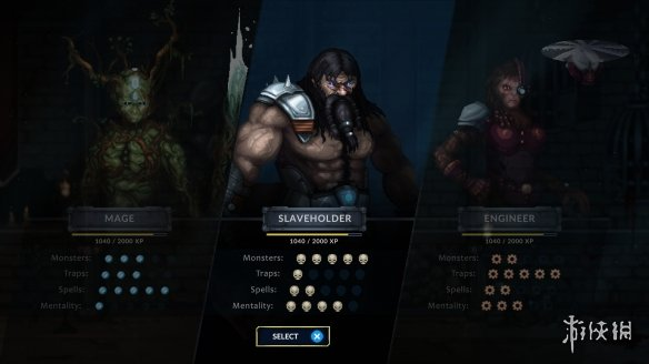 《守护者传奇》游戏截图