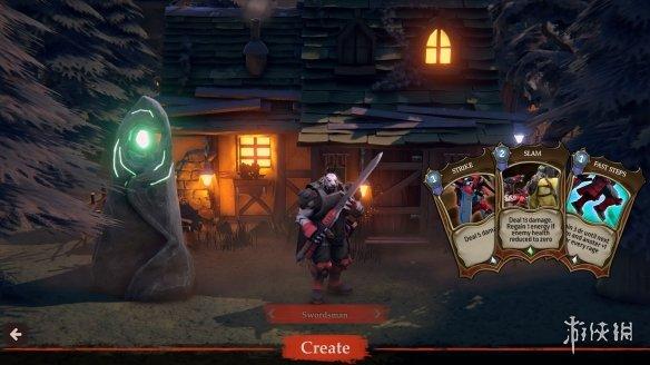 《掠夺大陆》游戏截图