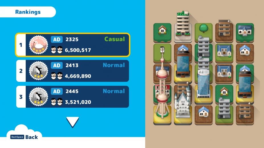 《斯巴拉城》游戲截圖