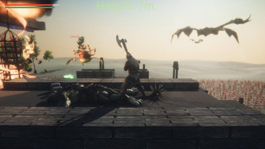 《恶魔之轴:塔楼》游戏截图