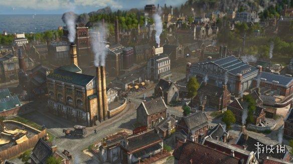 《纪元1800》游戏截图