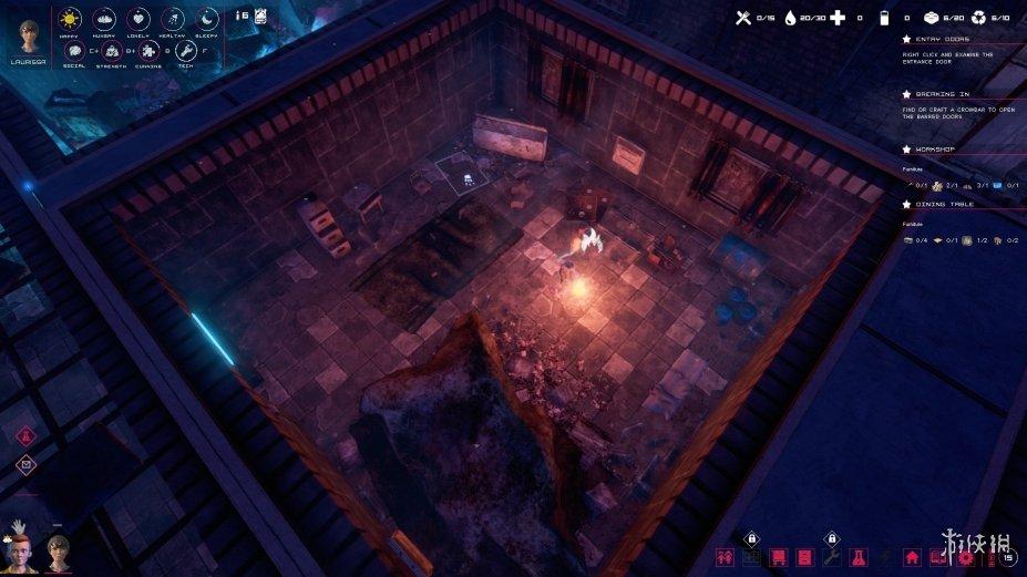 《孤儿院》游戏截图