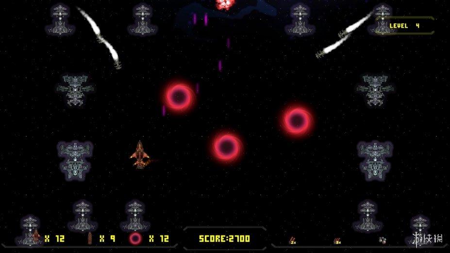 《飞船歼灭者》游戏截图