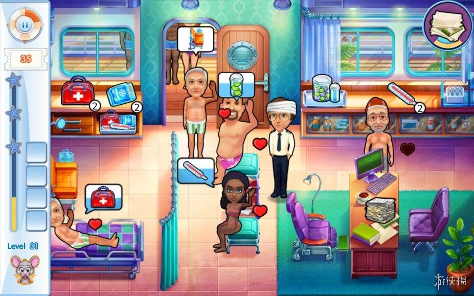 《爱之船:第二次机会》游戏截图