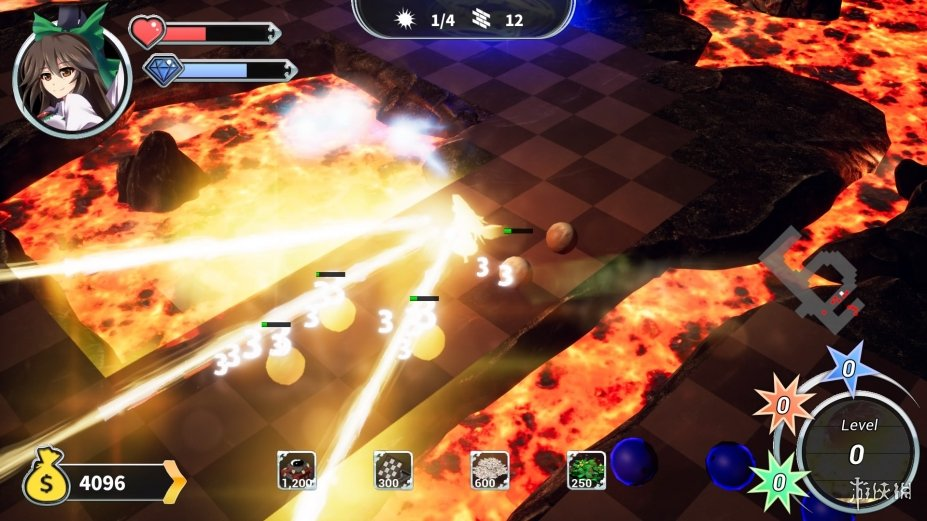 《幻想乡守护者》游戏截图