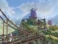 《露露亚的工作室:亚兰德的炼金术士4》游戏壁纸-7