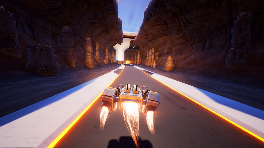 《漂移力量》游戏截图