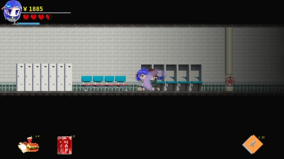 《地下监察员》游戏截图