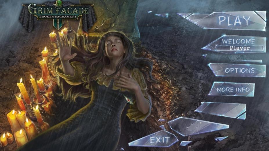 《冷酷面具11:破碎的圣礼》游戏截图