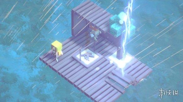 《最后的木头》游戏截图