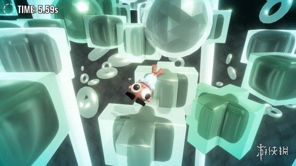 《绑起来扭动》游戏截图