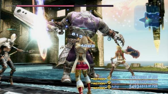 《最终幻想12:黄道年代》游戏截图-2