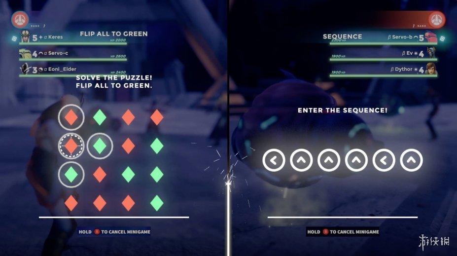 《AVARIAvs》游戏截图