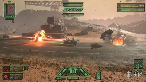 《黑暗未来:血腥国度》游戏截图
