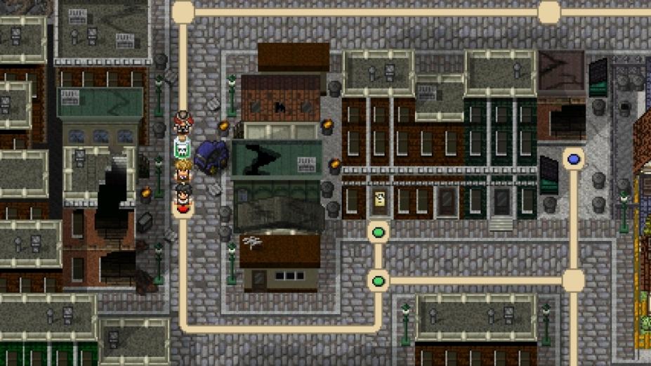 《暗黑雨崖3》游戏截图