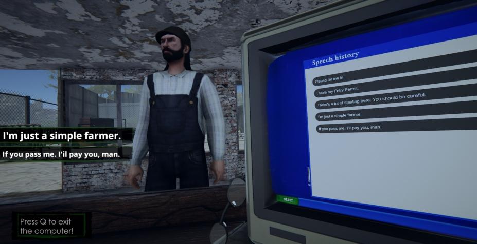 《移民官》游戏截图