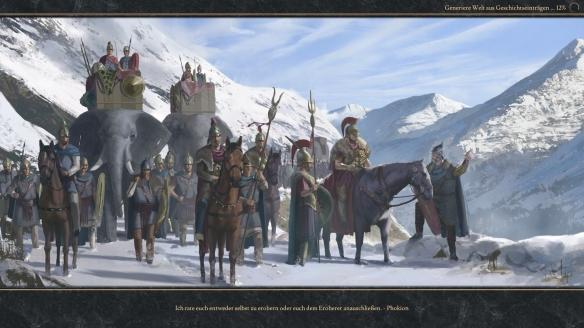 《大將軍羅馬》游戲截圖-2