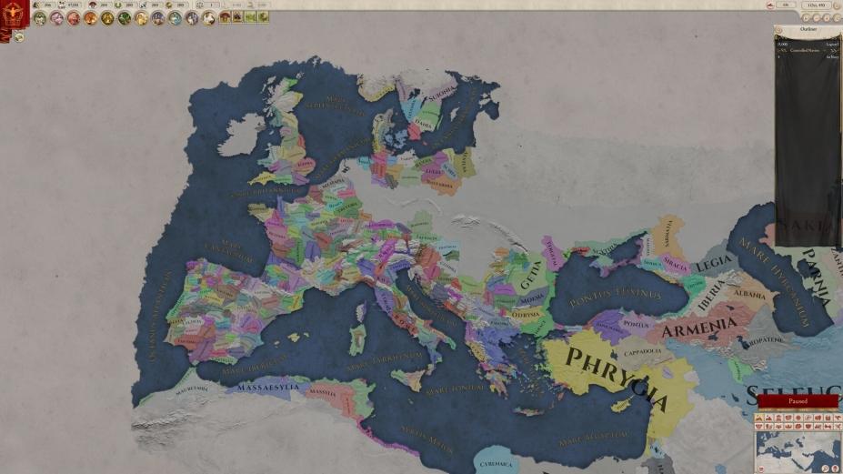 《大将军罗马》游戏截图-3(1)