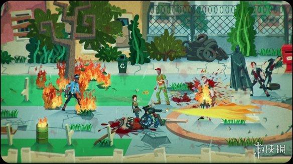 《感染避难所》游戏截图