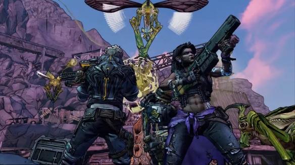 《无主之地3》游戏截图-2