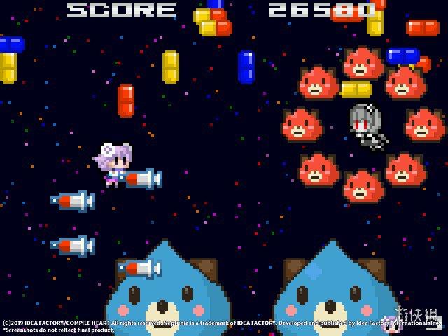 《海王星射击》游戏截图(2)