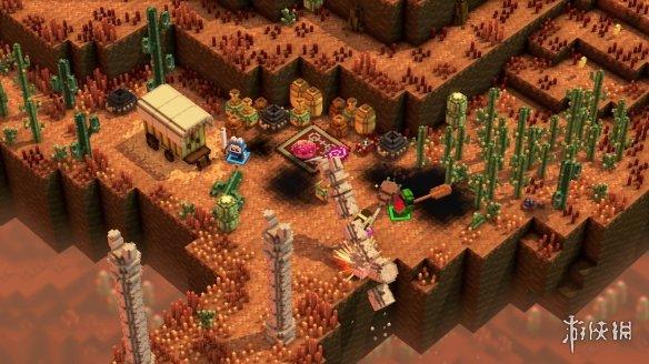 《像素立方世界》游戏截图