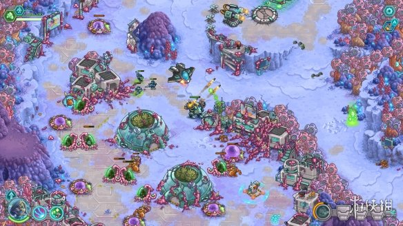 《钢铁战队》游戏截图