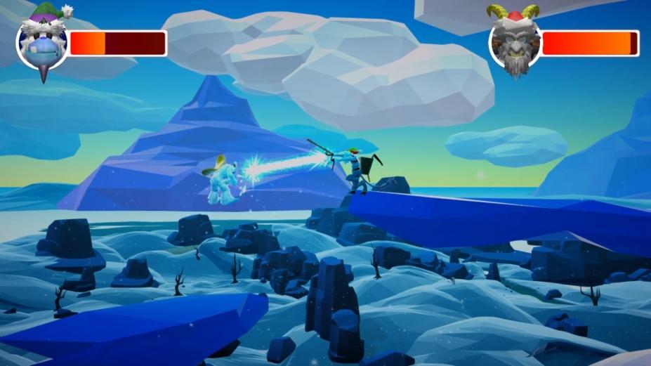 《超自然格斗小队》游戏截图
