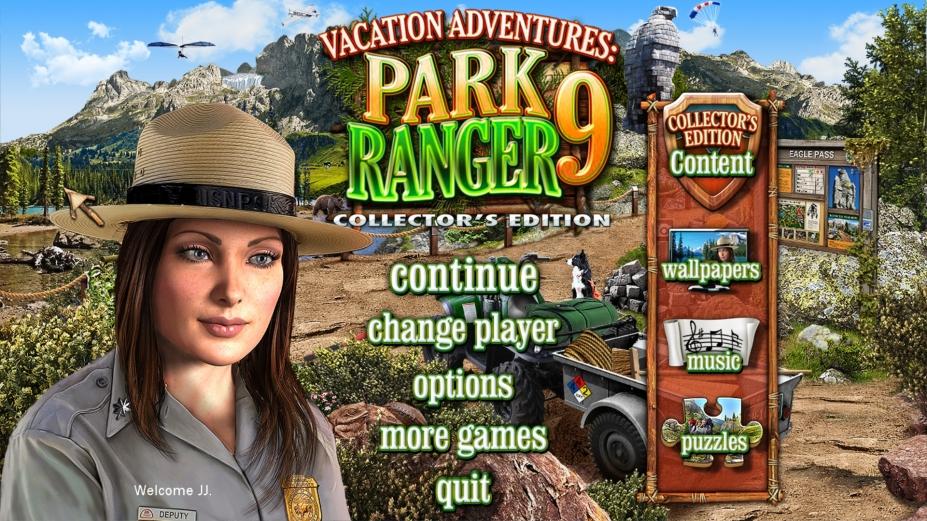 《假日冒险:公园巡游队9》游戏截图
