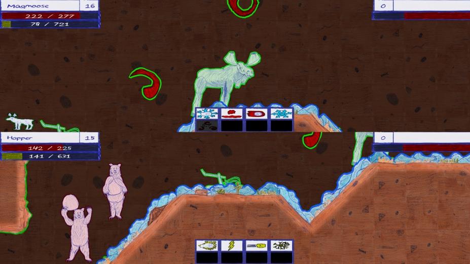 《Beraltors》游戏截图