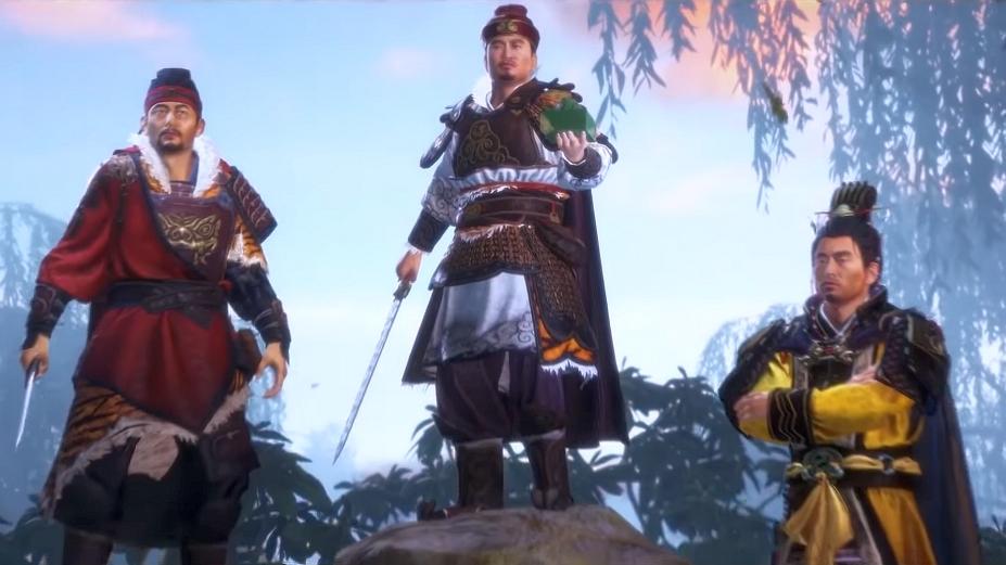 《全面战争:三国》游戏截图(2)(1)