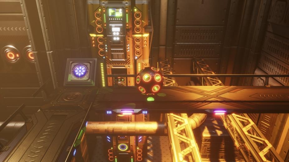 《科技球重載》游戲截圖