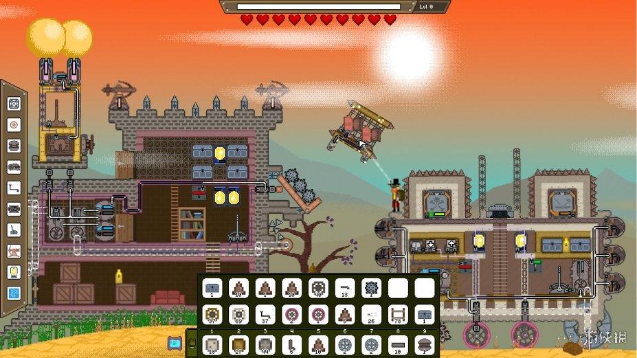 《机械矿工》游戏截图(1)