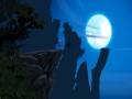 《遗落文字:超出页面》游戏截图-1小图